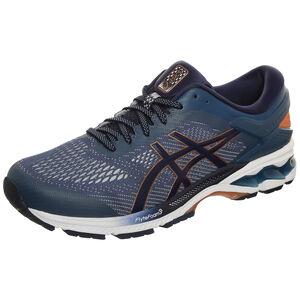 Gel-Kayano 26 Laufschuh Herren, blau / orange, zoom bei OUTFITTER Online