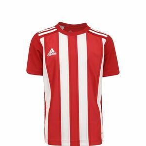 Striped 21 Fußballtrikot Kinder, rot / weiß, zoom bei OUTFITTER Online