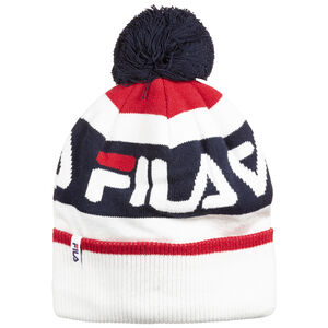 Bianco Intarsia Knitted Beanie, , zoom bei OUTFITTER Online