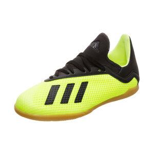 X Tango 18.3 Indoor Fußballschuh Kinder, Gelb, zoom bei OUTFITTER Online