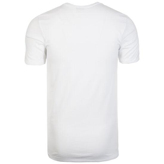 Club19 TM Trainingsshirt Herren, weiß / schwarz, zoom bei OUTFITTER Online