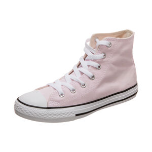Chuck Taylor All Star Classic High Sneaker Kinder, rosa / weiß, zoom bei OUTFITTER Online