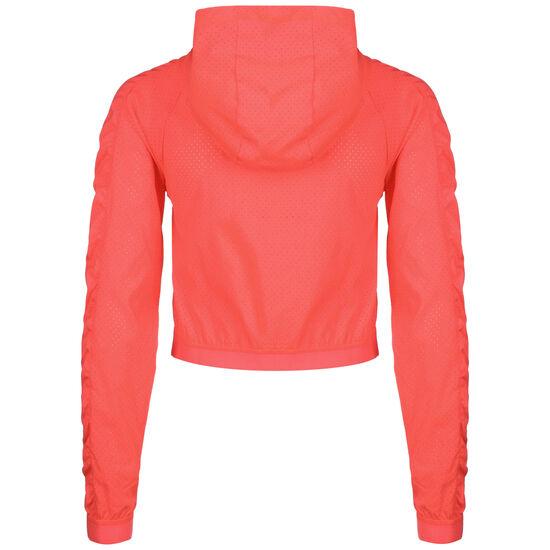Be Bold Woven Trainingsjacke Damen, rosa, zoom bei OUTFITTER Online