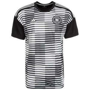 DFB Pre-Match Trainingsshirt Herren, Schwarz, zoom bei OUTFITTER Online