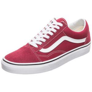 Old Skool Sneaker, rot / weiß, zoom bei OUTFITTER Online