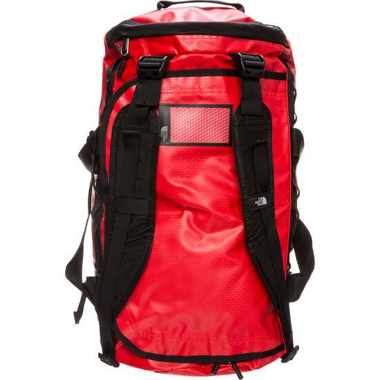 Base Camp Duffel M Tasche, rot / schwarz, zoom bei OUTFITTER Online