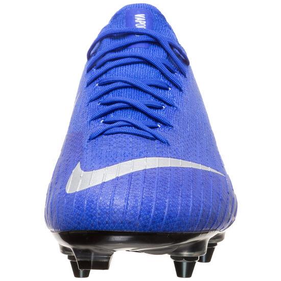 Mercurial Vapor XII Elite SG-Pro AC Fußballschuh Herren, blau / silber, zoom bei OUTFITTER Online