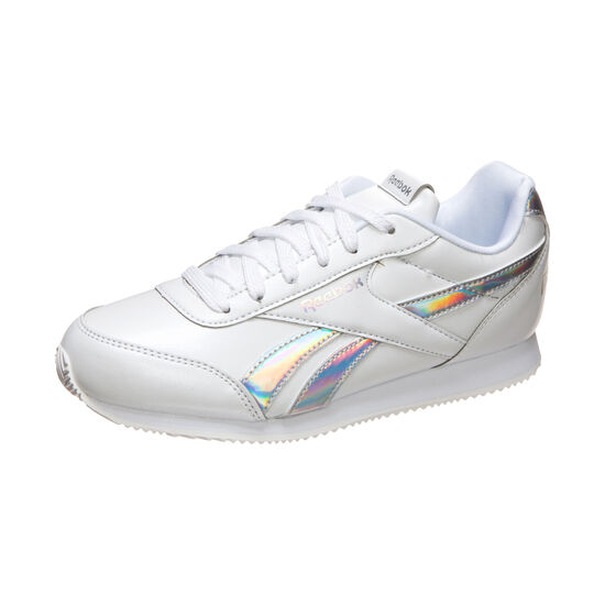 Royal Classic Jogger 2 Sneaker Kinder, weiß / silber, zoom bei OUTFITTER Online