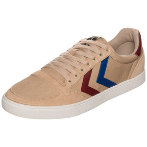 Slimmer Stadil Duo Canvas Low Sneaker, Beige, zoom bei OUTFITTER Online