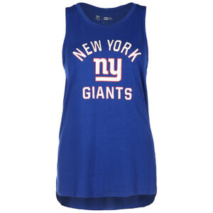 NFL New York Giants Graphic Tanktop Damen, blau / weiß, zoom bei OUTFITTER Online
