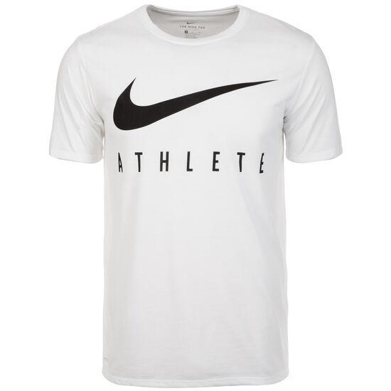 DB Swoosh Athlete Trainingsshirt Herren, weiß / schwarz, zoom bei OUTFITTER Online