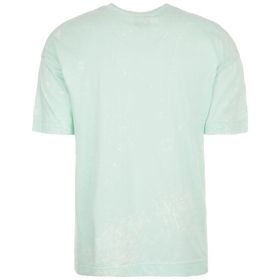 Wash T-Shirt Herren, hellgrün / weiß, zoom bei OUTFITTER Online