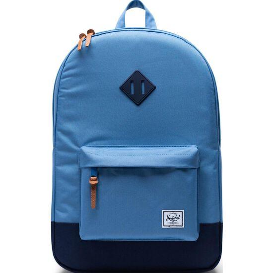 Heritage Rucksack, blau / anthrazit, zoom bei OUTFITTER Online
