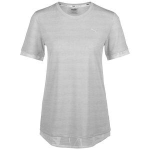 Studio Mixed Lace Trainingsshirt Damen, weiß, zoom bei OUTFITTER Online