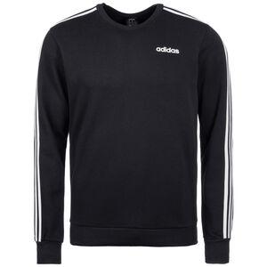 Essentials 3 Stripes Trainingssweat Herren, schwarz / weiß, zoom bei OUTFITTER Online