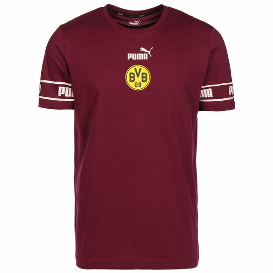 Borussia Dortmund BVB ftblCore T-Shirt Herren, bordeaux / gelb, zoom bei OUTFITTER Online