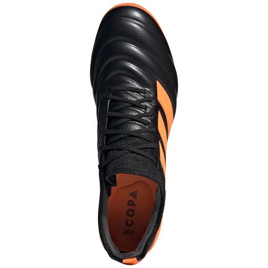 Copa 20.1 AG Fußballschuh Herren, schwarz / orange, zoom bei OUTFITTER Online