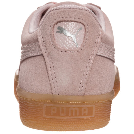 Suede Classic Bubble Sneaker Damen, Pink, zoom bei OUTFITTER Online