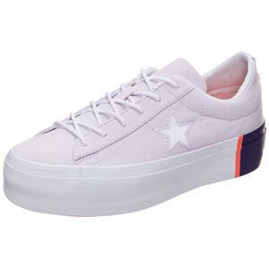 Cons One Star Platform OX Sneaker Damen, Lila, zoom bei OUTFITTER Online