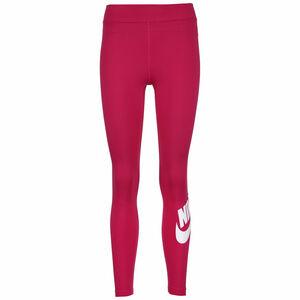 Essential Leggings Damen, pink / weiß, zoom bei OUTFITTER Online
