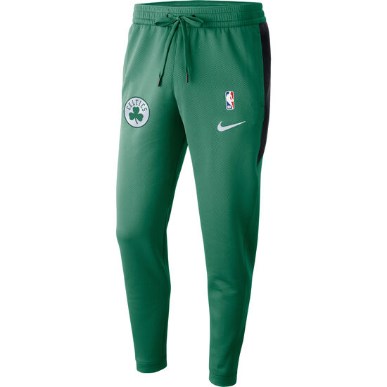 NBA Boston Celtics Therma Flex Showtime Trainingsshose Herren, grün / weiß, zoom bei OUTFITTER Online