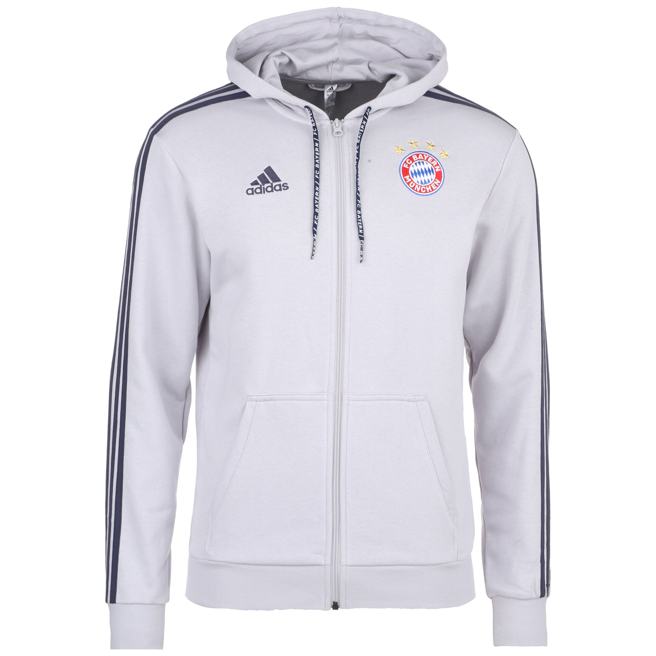 adidas Performance FC Bayern München Kapuzenjacke Herren bei
