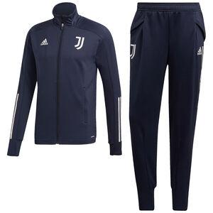 Juventus Turin Trainingsanzug Herren, dunkelblau / hellgrau, zoom bei OUTFITTER Online