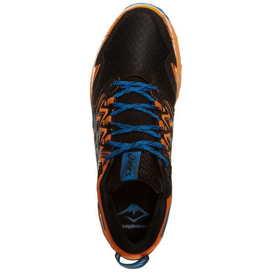 Gel-FujiTrabuco 8 GT-X Laufschuh Herren, orange / blau, zoom bei OUTFITTER Online