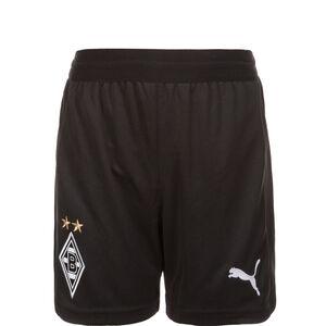 Borussia Mönchengladbach Short Away 2018/2019 Kinder, Schwarz, zoom bei OUTFITTER Online