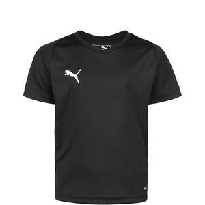Liga Core Fußballtrikot Kinder, schwarz / weiß, zoom bei OUTFITTER Online