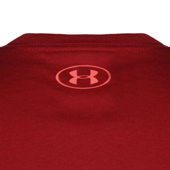 Team Issue Wordmark Trainingsshirt Herren, dunkelrot, zoom bei OUTFITTER Online