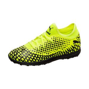 Future 4.4 TT Fußballschuh Kinder, neongelb / schwarz, zoom bei OUTFITTER Online