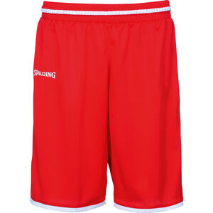 Move Trainingsshort Kinder, rot / weiß, zoom bei OUTFITTER Online