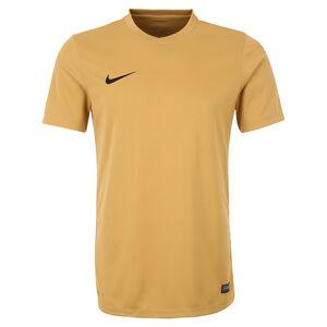 Park VI Fußballtrikot Herren, gold / schwarz, zoom bei OUTFITTER Online