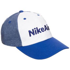 H86 Strapback Cap, dunkelblau / schwarz, zoom bei OUTFITTER Online