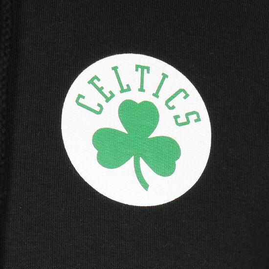 NBA Boston Celtics Colorblock Hoodie Herren, schwarz / hellgrau, zoom bei OUTFITTER Online