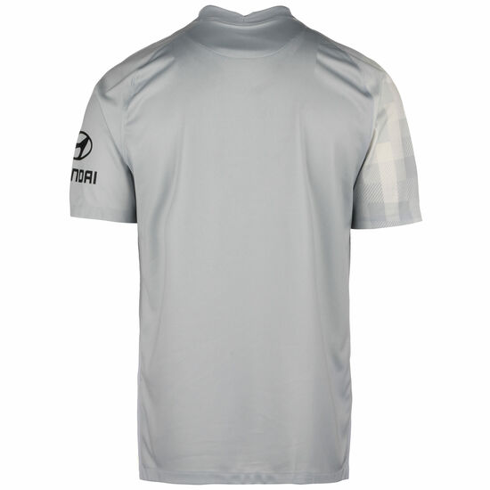 FC Chelsea Torwarttrikot Home Stadium 2021/2022 Herren, hellgrau / schwarz, zoom bei OUTFITTER Online