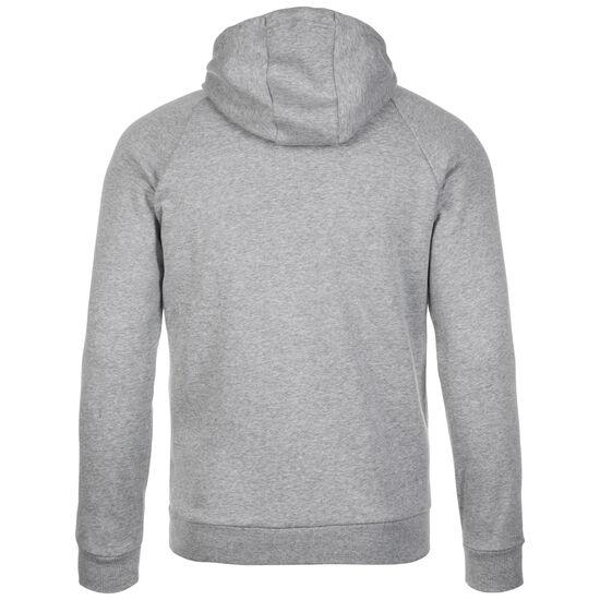 ColdGear Rival Fleece Trainingskapuzenjacke Herren, grau, zoom bei OUTFITTER Online