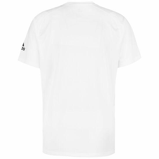 FreeLift Ultimate Solid Trainingsshirt Herren, weiß, zoom bei OUTFITTER Online
