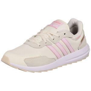 Retro Runner Sneaker Damen, beige / rosa, zoom bei OUTFITTER Online