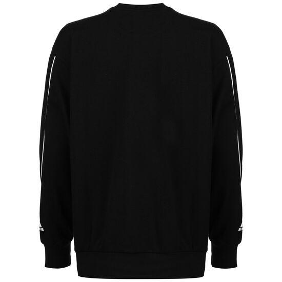 Giant Logo Sweatshirt, schwarz / weiß, zoom bei OUTFITTER Online