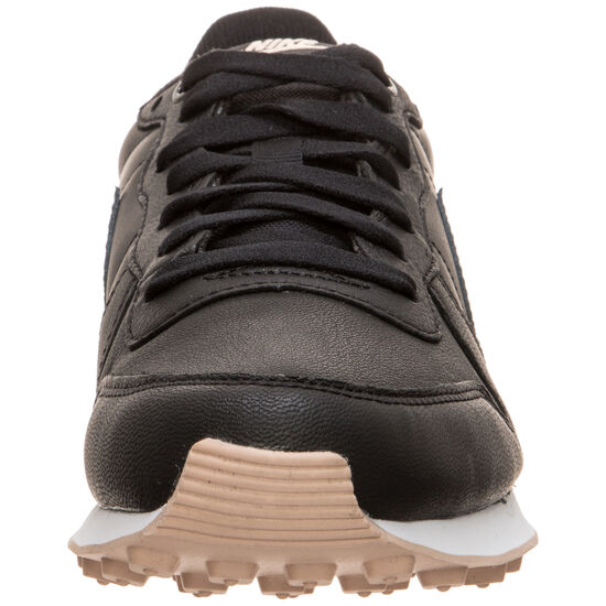Internationalist Premium Sneaker Damen, schwarz / dunkelgrau, zoom bei OUTFITTER Online