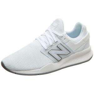 WS247-B Sneaker Damen, hellblau / weiß, zoom bei OUTFITTER Online