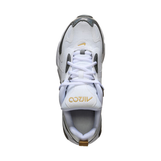 Air Max 200 Sneaker Kinder, weiß / gold, zoom bei OUTFITTER Online
