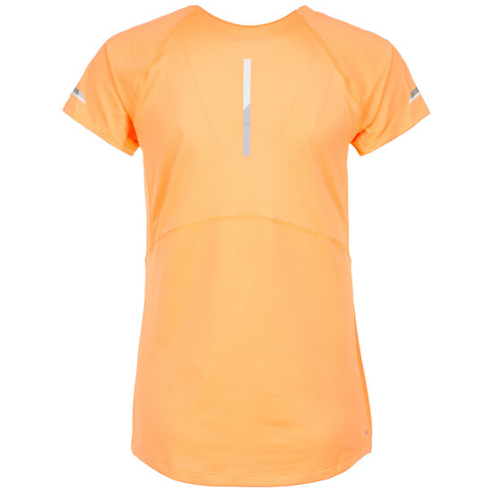 Ice 2.0 Laufshirt Damen, orange, zoom bei OUTFITTER Online