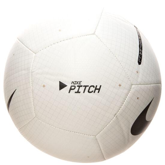 Pitch Fußball, weiß / schwarz, zoom bei OUTFITTER Online