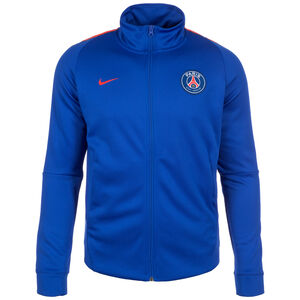 Paris St-Germain Authentic Track Trainingsjacke Herren, blau / rot, zoom bei OUTFITTER Online