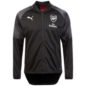 Arsenal London Stadium Trainingsjacke Herren, schwarz / rot, zoom bei OUTFITTER Online