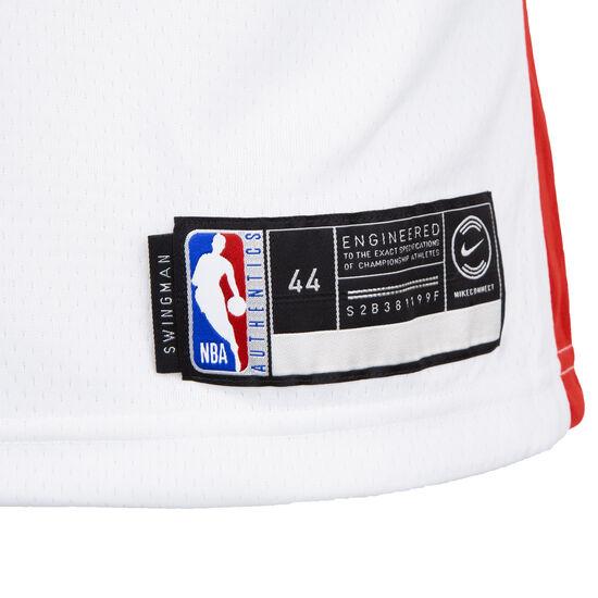 Houston Rockets Harden Swingman Basketballtrikot Herren, weiß / rot, zoom bei OUTFITTER Online