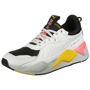 RS-X Master Sneaker, grau / schwarz, zoom bei OUTFITTER Online